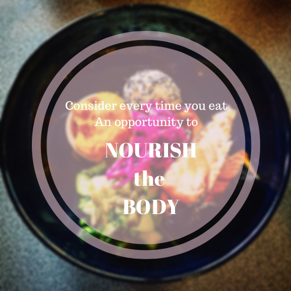 Nourish body blog